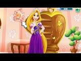Рапунцель Игры—Дисней Принцесса Рапунцель Уборка—Мультик Онлайн Видео Игры Для Детей 2015