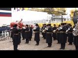 Вести.Ru: ВМФ России передали два новых морских плавучих крана