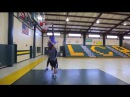 7-Foot-6 Tacko Fall Posterizes B/R Producer with Google Glass