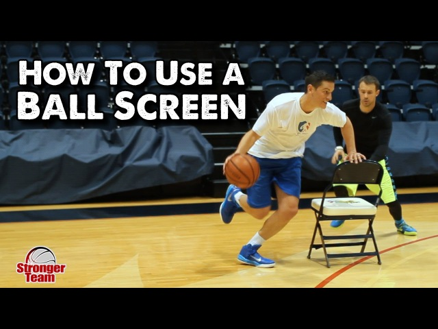 How to Be an Unstoppable Scorer - Off a Ball Screen