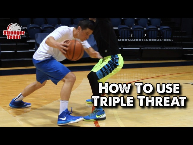 How to Be an Unstoppable Scorer - From Triple Threat