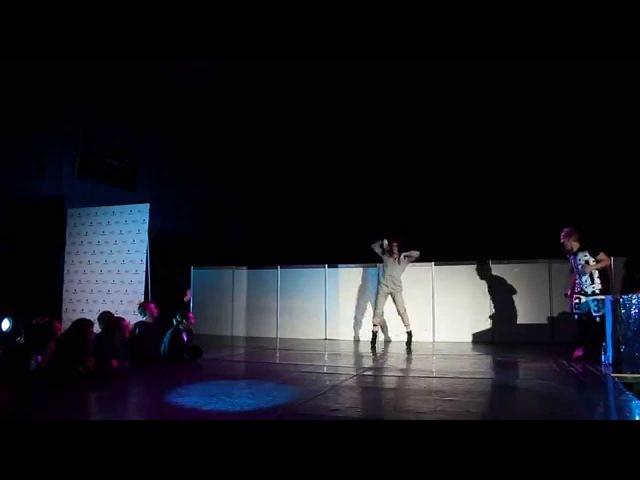 DEEP IN VOGUE. Fashion Ball 2015. Master of performance. 3 place. Niko Ninja