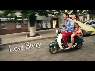 Love Story в стиле Mr. & Mrs. Smith,Свадебное видео, История знакомства, История любви, Нестандартное свадебное видео, Не как у