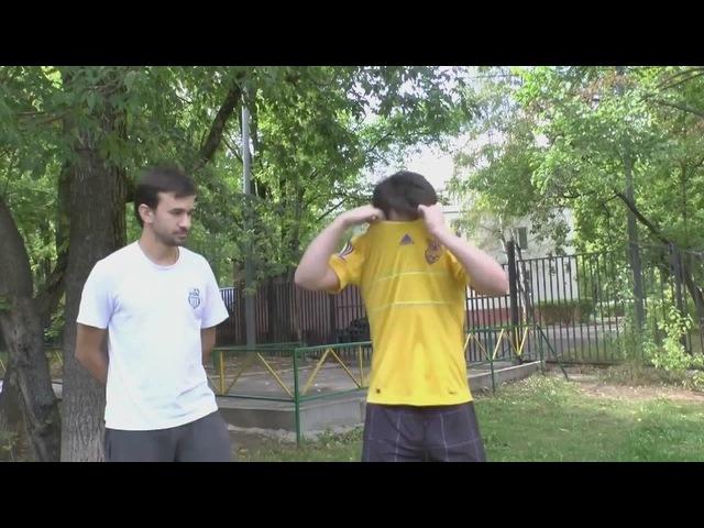 Илья Maddyson обливается водой | Ice Bucket Challenge to Khovan and BabDrive