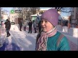 Меньше недели осталось до окончания приема заявок на городской конкурс «Снежная крепость»
