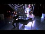 Симона Да Сильва vs. Рамин Альханский - Say something (Christina Aguilera cover) - #Голос