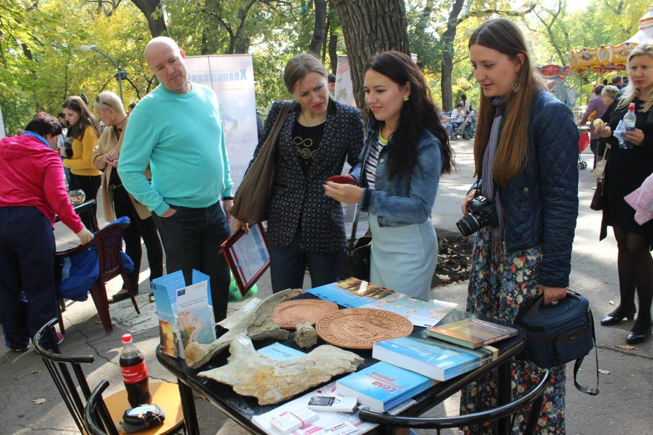 Интерес к стенду Красноармейского района