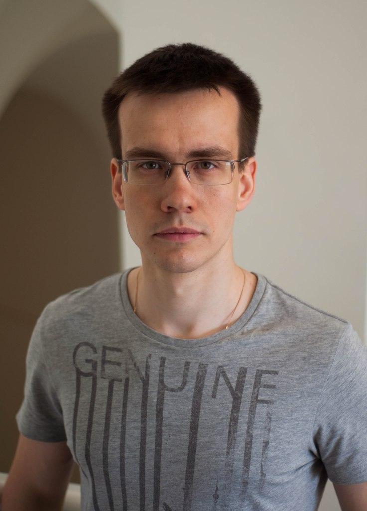 Михаил Волков, Москва - фото №1