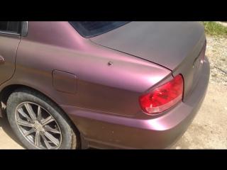 Rubber paint хамелеон (purple-green)