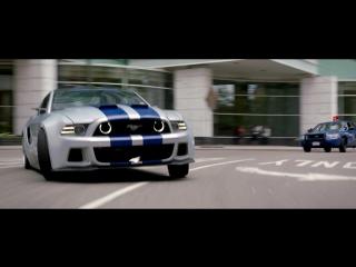Клип:к/ф жажда скорости(Need for speed)_Linkin Park - Roads untraveled