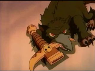 Приключения Конана-Варвара 26 серия из 65 / Conan: The Adventurer Episode 26 / Конан: Искатель Приключений 26 серия (1992 – 1993