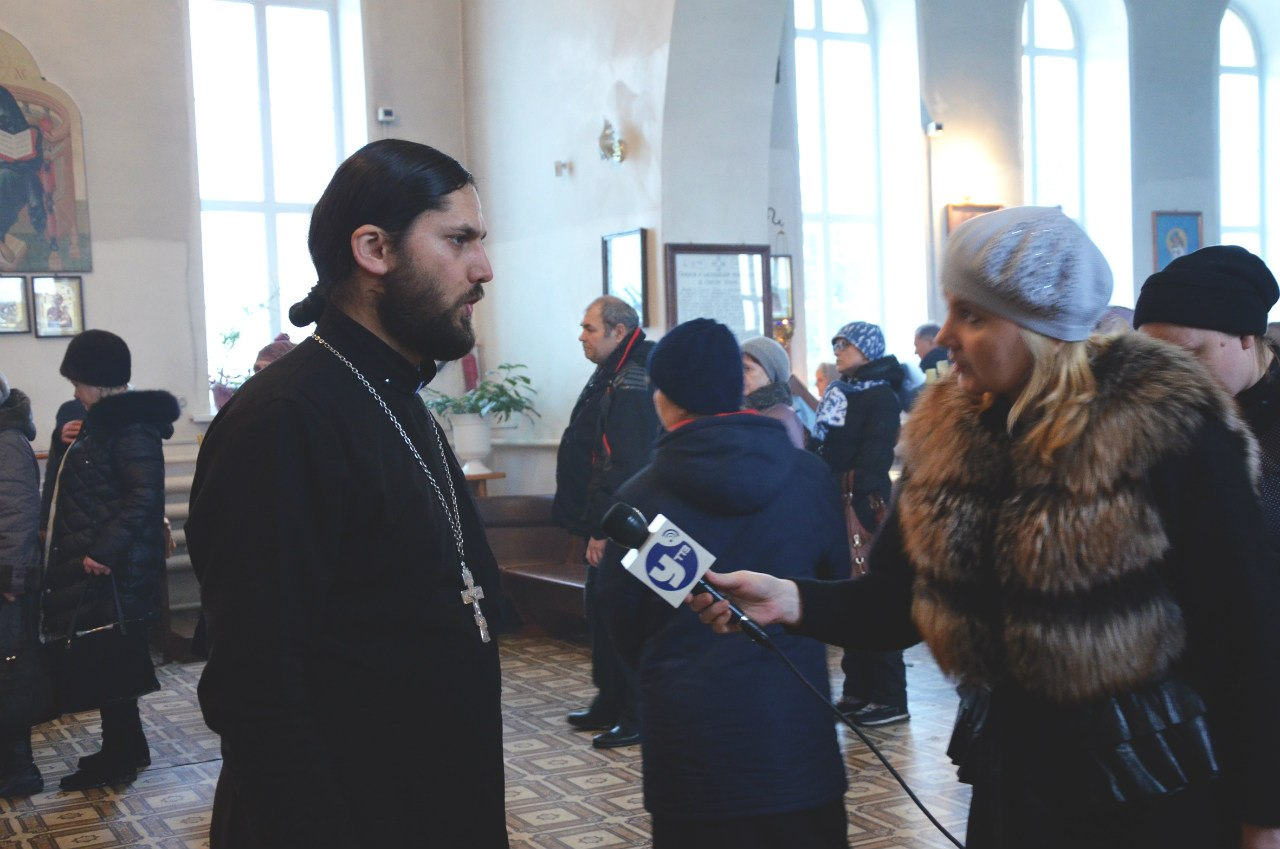 отец Георгий (23.12.2014)