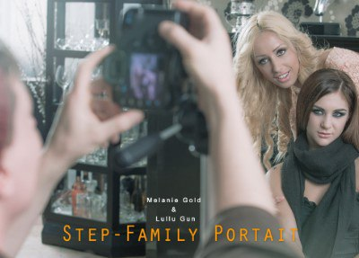 Step-Family Portait