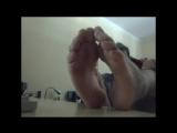 My feet - 17 years old italian boy