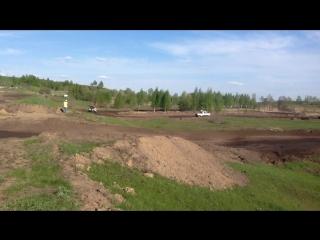 Т1-2500 Рязань 11.05.2015 Финал А #автокросс