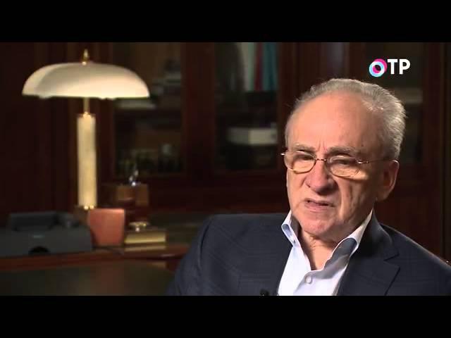 Большое интервью на ОТР. Анатолий Смелянский (29.03.2015)