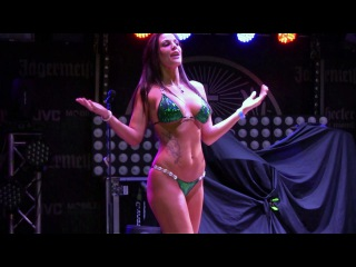 2015 Miss Florida Full Throttle Bikini Contest