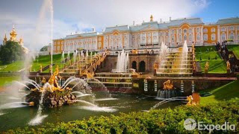 St Petersburg Vacation Travel Guide Expedia