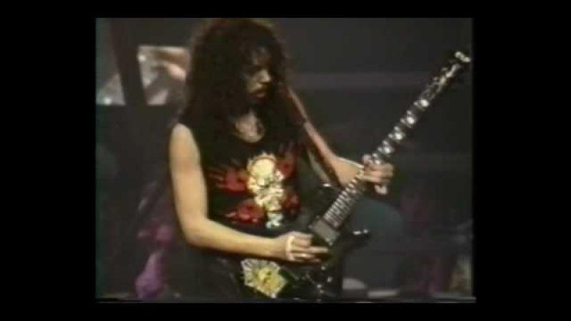 Metallica - Jason Newsted pisses off James Hetfield (FULL UNEDITED) (part 1)