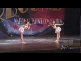 Dance Moms-Season 1-Episode 11-Duet-Brooke &amp Paige-Oh La La