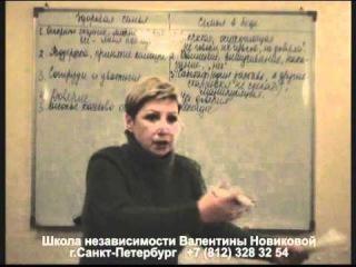 В.Новикова - Лекции по зависимости и созависимости - 3 - Дисфункциональная семья