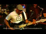 Oskar Cartaya &amp The Enclave live at the Baked Potato part1