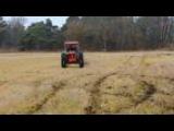 Видео прикол. Нереально крутой трактор с двигателем от Вольво и мощ...