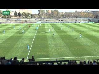 Resumen Real Betis - FC Zenit (0-3)