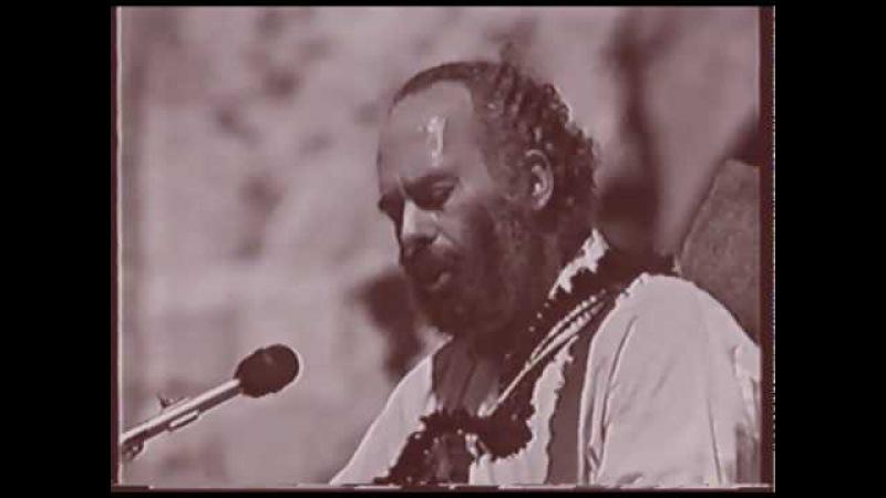 Shlomo Carlebach 1971 2 Erev Yom Kippur