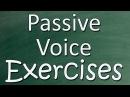 Passive Voice Exercises - English Practice