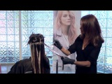 How-To Balayage Caramel Infused Brunette from Wella Professionals