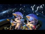 Белка и Стрелка. Лунные приключения. Space Dogs 2. Adventure to the Moon 0210