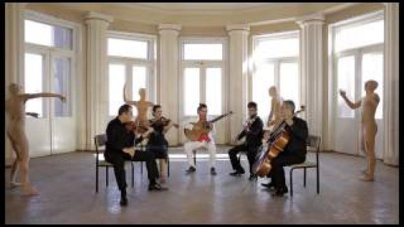 Mirzoyan-quartet Artyom Dervoed. Roland Dyens Tango en skai