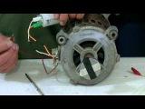 Como invertir el giro de un motor--How to reverse the rotation of a motor