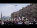 Первомай - 2015. Демократический марш.