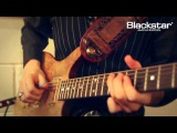 Oli Brown, blues virtuoso guitarist Blackstar Artist Spotlight