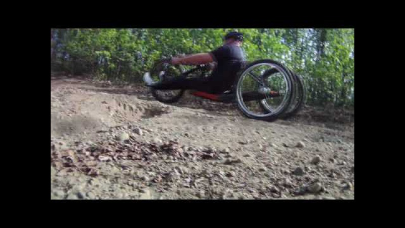 Lasher Sport ATH- All Terrain Handcycle