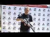 Охотничий самозарядный карабин Zbroyar Z-008 GEN III. Презентация на Gun Open Day 2015