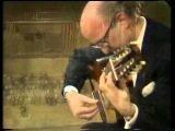 denoised: Villa-Lobos | Etudes 1, 11, 12 | Narciso Yepes | 10 string guitar | classical guitar