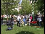 Городской фестиваль дворовых игр в Краснодаре. Организатры
