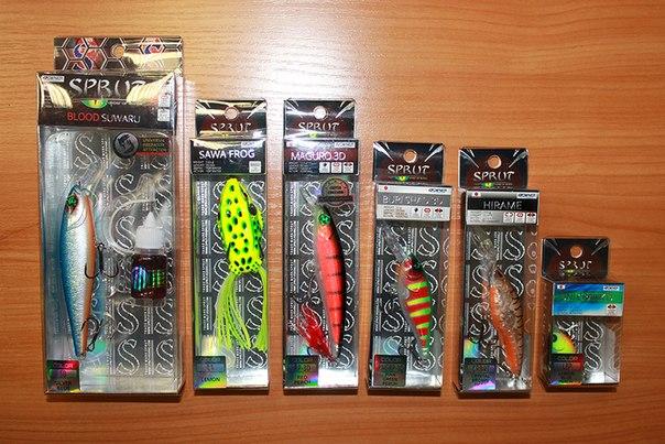 приманки для ловли рыб