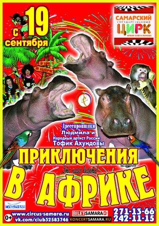 Самарский цирк | ВКонтакте
