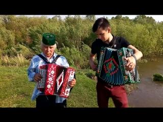 Река Ик, татарская народная мелодия
