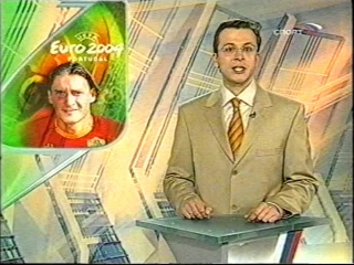 staroetv.su / Дневник ЧЕ по футболу-2004 (Спорт, июнь 2004) Интервью сборной России после игры с Португалией