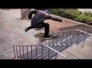 INSTABLAST! - Lazer Flip BS Lipslide 8 Stair Rail, Arcade Skating, Switch Big Heel Boardslide!