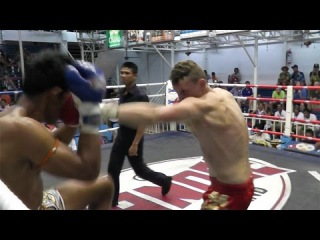 Martin Avery Sumalee VS Jinja Sor Sukma: Bangla Boxing Stadium, 3rd Sept 2014