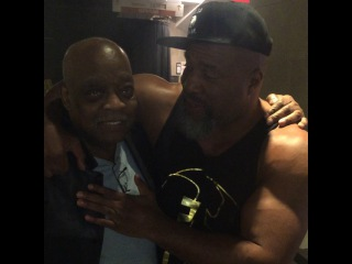 """Shannon Briggs: """"Jimmy Glenn is a legendary trainer and cut man. He has worked with Floyd Patterson, Bobby Cassidy, Ralph Correa, Howard Davis Jr., Terrance…"""""""