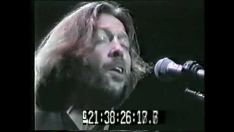 Eric Clapton - 7 - Before you Accuse me - Live January 1990