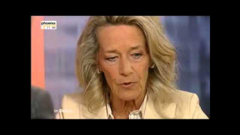 Angela Merkel arbeitet am Zerfall der Demokratie - Gertrud Höhler - 33