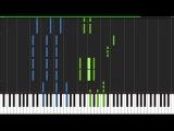 Sail - AWOLNATION Piano Tutorial (Synthesia)